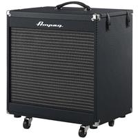 "Ampeg PF-210HE 450W 2x10"" Horn-loaded Speaker Cabinet, 45..."