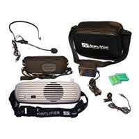 Amplivox Sound S207 BeltBlaster Pro Personal Waist-Worn S...