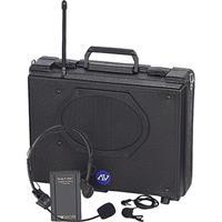 Amplivox Sound SW222 Battery Powered Wireless Audio Porta...