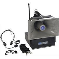 Amplivox Sound SW610A Half-Mile Hailer Wireless Megaphone...
