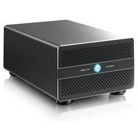 """Thunder2 Duo Pro Dual Bay 2.5"""" and 3.5"""" HDD Enclosure, Th..."""