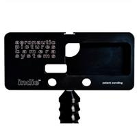 Indie iPhone 4/4s Camera Housing, Magnetic Door Closure