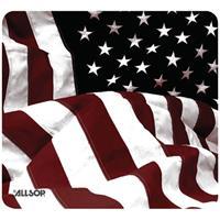 Allsop American Flag Mouse Pad