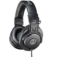 Audio-Technica ATH-M30x Professional Monitor Headphones, ...