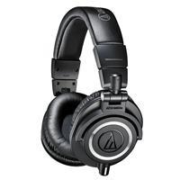 Audio-Technica ATH-M50x Professional Monitor Headphones, ...