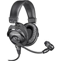 Audio-Technica BPHS1 Broadcast Stereo Headset with Cardio...