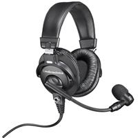 Audio-Technica BPHS1-XF4 Communications Headset with Card...