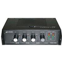 Azden FMX-32A 3-Channel Portable Field Mixer with 3 XLR I...