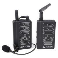 Azden PRO-XD Digital Wireless Lavalier Microphone System,...