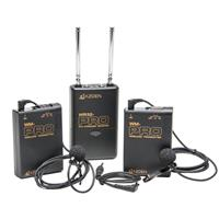 Azden WDL-PRO 2-Channel VHF Microphone Wireless System, W...