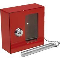 Barska Optics Breakable Emergency Key Box with Attached H...