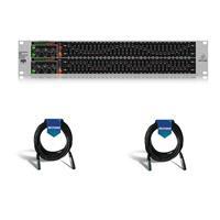 Behringer ULTRAGRAPH PRO FBQ3102HD HD Dual Channel 31-Ban...