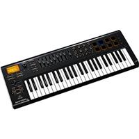 Behringer 49-Key USB/MIDI Master Controller Keyboard with...