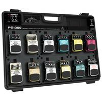Behringer Pedal Board PB1000, with Integrated Power Suppl...