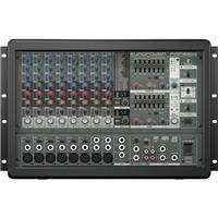 Behringer Europower PMP1680S 1600-WATT 10-CHANNEL Powered Mixer With Dual MULTI-FX Processor