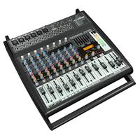 Behringer Europower PMP500 500W 12-Channel Powered Mixer ...
