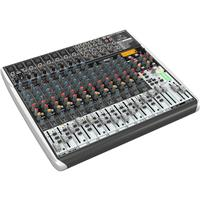Behringer Xenyx QX2222USB Premium 22-Input 2/2-Bus Mixer ...