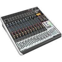 Behringer Xenyx QX2442USB Premium 24-Input 4/2-Bus Mixer ...