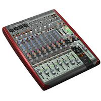 Behringer Xenyx UFX1204 Premium 12-Input 4-Bus Mixer with...