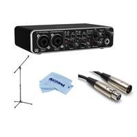 Behringer U-Phoria UMC204HD Audiophile 2x4 USB Audio/MIDI...
