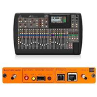Behringer X32 32-Channel 16-Bus Total Recall Digital Mixi...