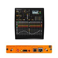 Behringer X32 Producer 40-INPUT, 25-BUS RACK-MOUNTABLE Digital Mixing Console - Bundle With, Cymatic Audio UTRACK-X32 32-CHANNEL Recorder,