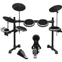 Behringer 8-Piece Electronic Drumset with 123 Sounds, 15 ...