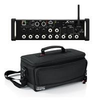 Behringer X Air XR12 12-Input Digital Mixer with 4 Progra...