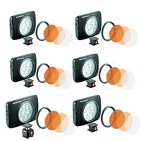 MANFROTTO Lumie LED Light, 2x Bundle Consists Of 2x Lumie...