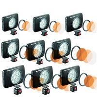MANFROTTO Lumie LED Light, Bundle Consists Of 3x Lumie Pl...