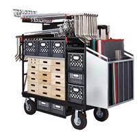 Super Duz-All Cart, 1000lbs Capacity