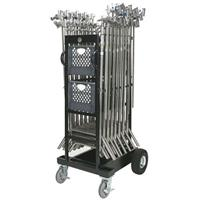 C-Stand/Hi-Roller Utility Cart, 800lbs Capacity