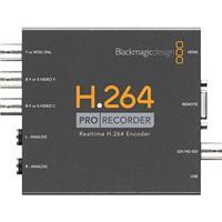 Blackmagic Design H.264 Pro Recorder, Distributes H.264 V...