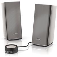 Bose Companion 20 Multimedia Speaker System, Silver