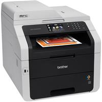 Brother MFC-9340CDW All-in-One Wireless Digital Color Pri...