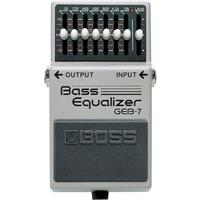 7-Band Graphic Bass Equalizer