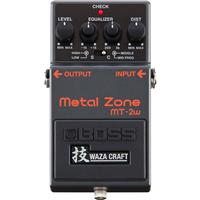 Boss International MT-2W Metal Zone Waza Pedal