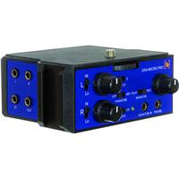 Beachtek DXA-MICRO PRO 2 Channel Active XLR Compact Adapt...