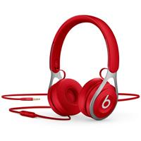 EP, On-Ear Headphones, Red - with Remote and Mic