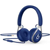 EP, On-Ear Headphones, Blue - with Remote and Mic