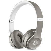 Solo2, On-Ear Headphones, Luxe Edition, Silver
