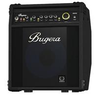 """Bugera BXD15 600W 2-Channel Bass Amplifier with 15"""" Turbo..."""