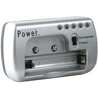 Delkin Battery Tester for AA / AAA / CRV3 / CR5 / 9V Batt...