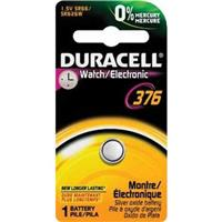 Duracell D376 Watch/Electronic Silver Oxide Battery, 1.5 ...