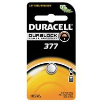 Duracell D377 Watch/Electronic Silver Oxide Battery, 1.5 ...