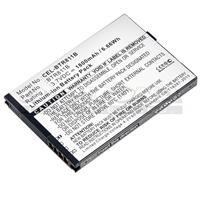 Danton 3.7V 1800mAh Lithium Rechargeable Replacement Batt...