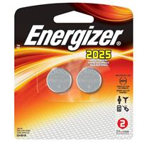 Energizer 2025BP-2 2025 3V Lithium Coin Battery for Heart...