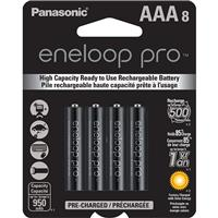 "Panasonic Eneloop Pro ""AAA"" NiMH 950mAh Rechargeable Batt..."