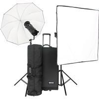 Bowens Gemini 1000Pro 2 Monolight Kit, Stand Bag, Trolley...