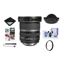 Canon EF-S 10-22mm f/3.5-4.5 USM Lens Kit - U.S.A. Warran...